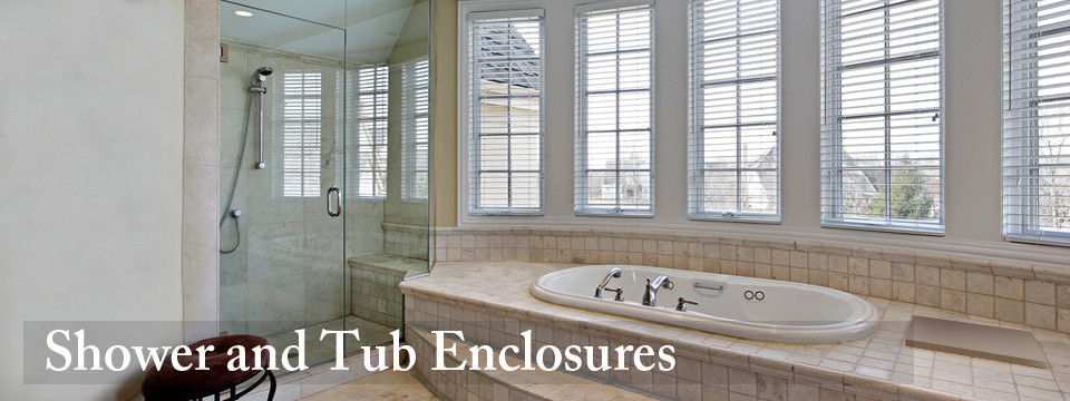 Glass Shower Doors Santa Rosa | Shower Enclosures