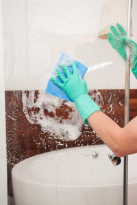 How To Remove Water Spots From Glass Shower Doors